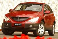 Images ssangyong actyon