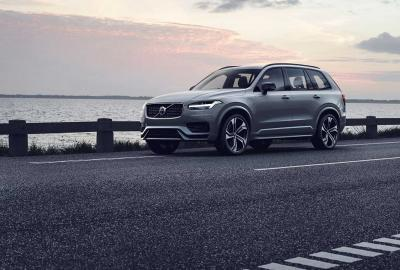 Volvo affine son SUV XC90, avec le badge « B »