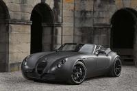 Photos wiesmann mf5 v10 black bat