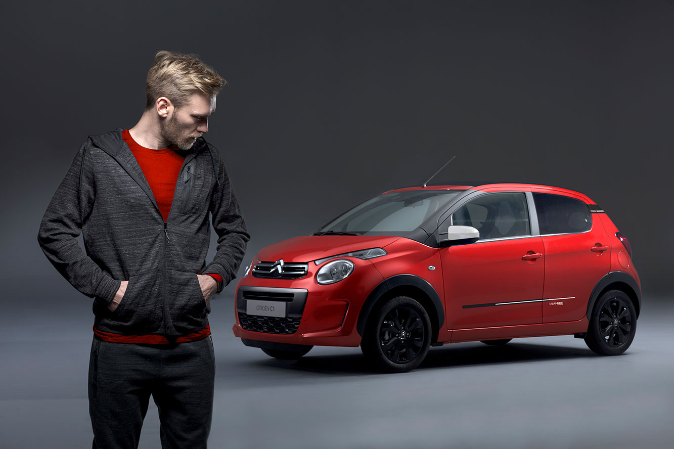 Citroën C1 Urban Ride : la collection n°2