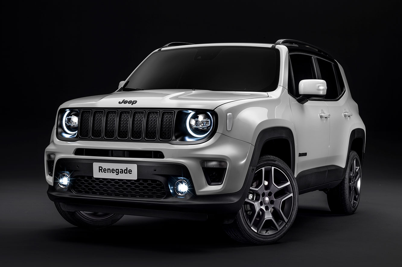 Jeep Renegade > Nouvelle Jeep Renegade « S