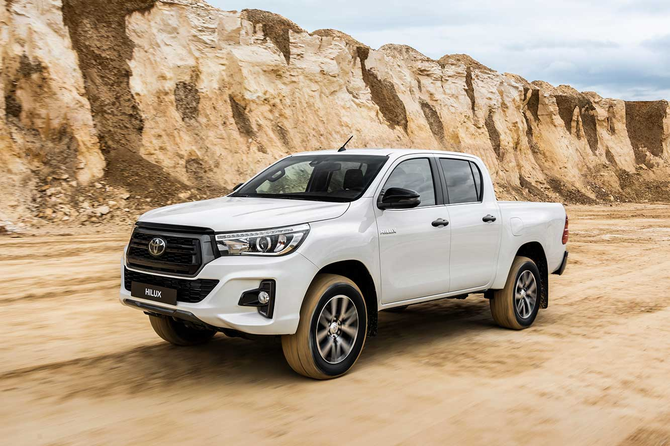 Toyota Hilux > Toyota Hilux Special Edition : le pick-up ...