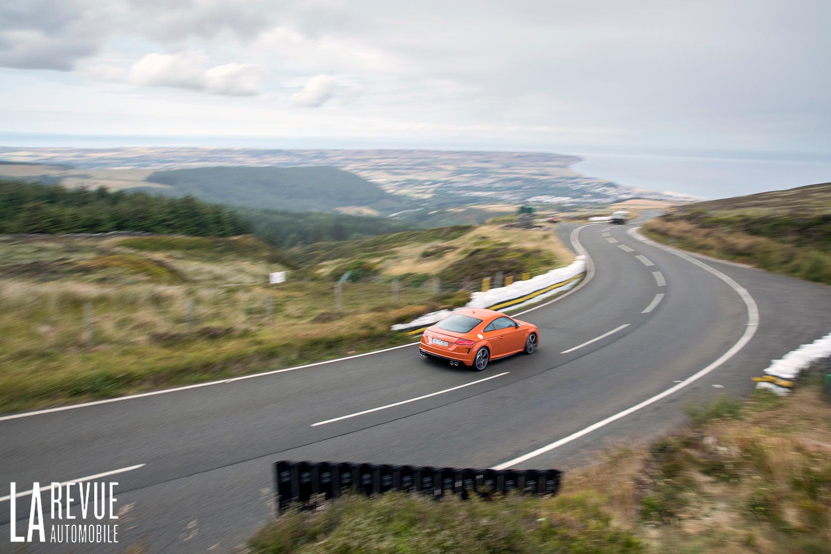 Audi TT S 2018