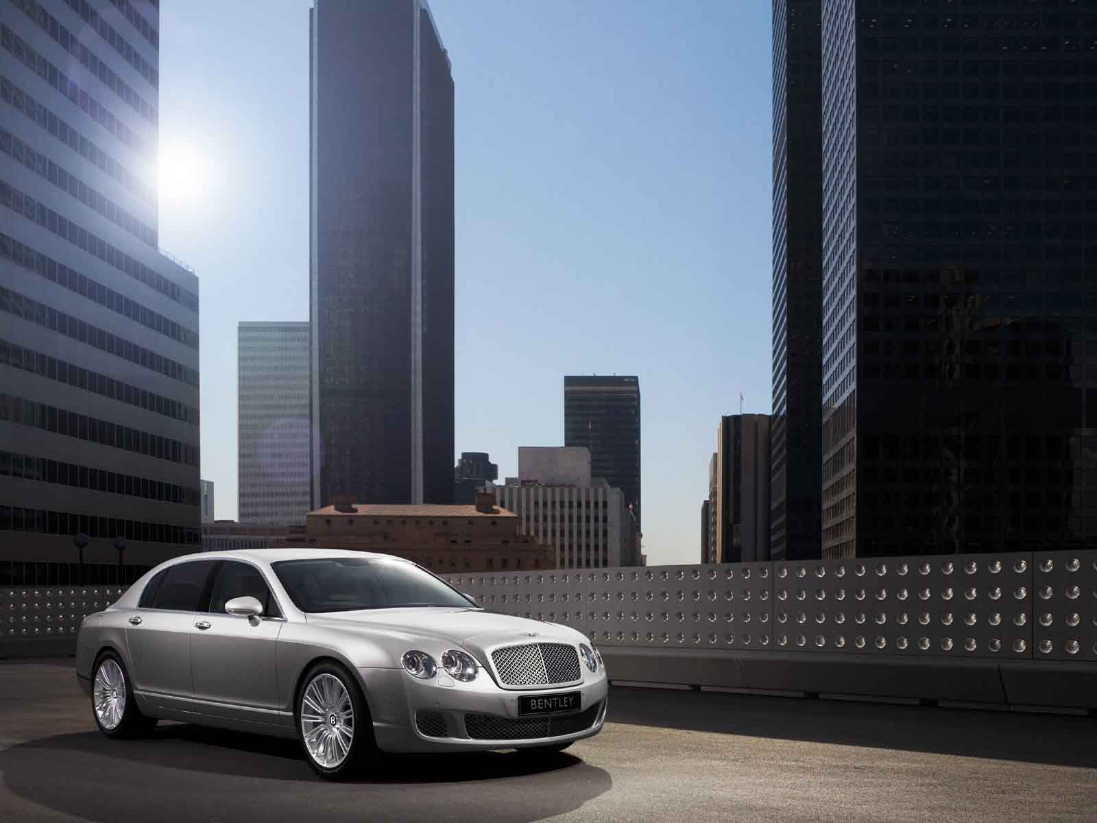 Bentley Continental-Flying-Spur-Speed-2009