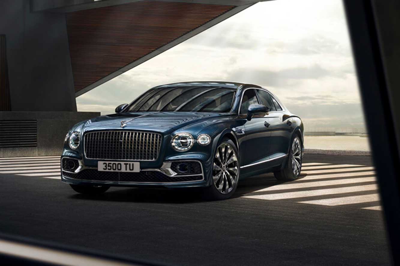 Nouvelle Bentley Flying Spur : le voyage à grande vitesse !