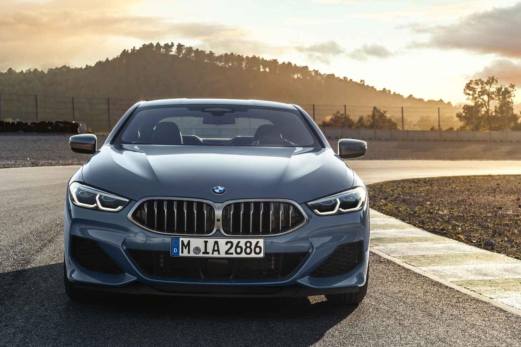 BMW M850xi