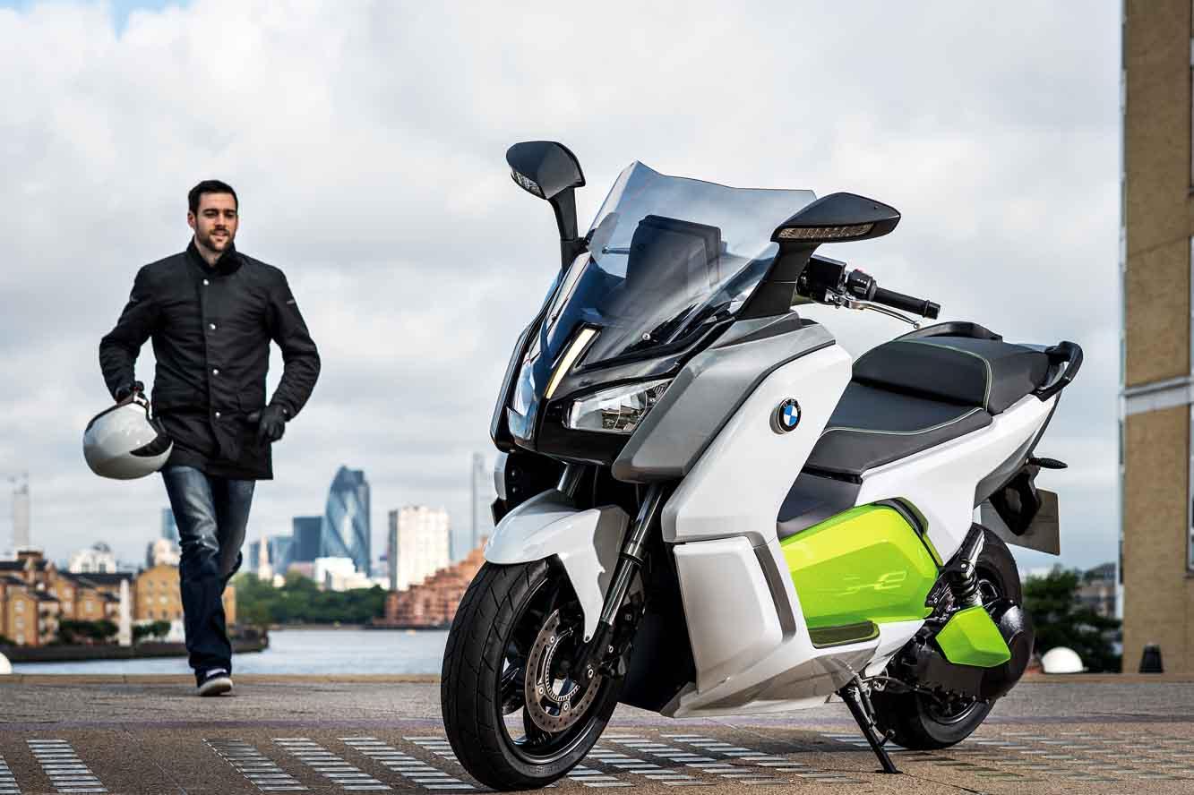 bmw bmw c evolution le futur scooter electrique. Black Bedroom Furniture Sets. Home Design Ideas