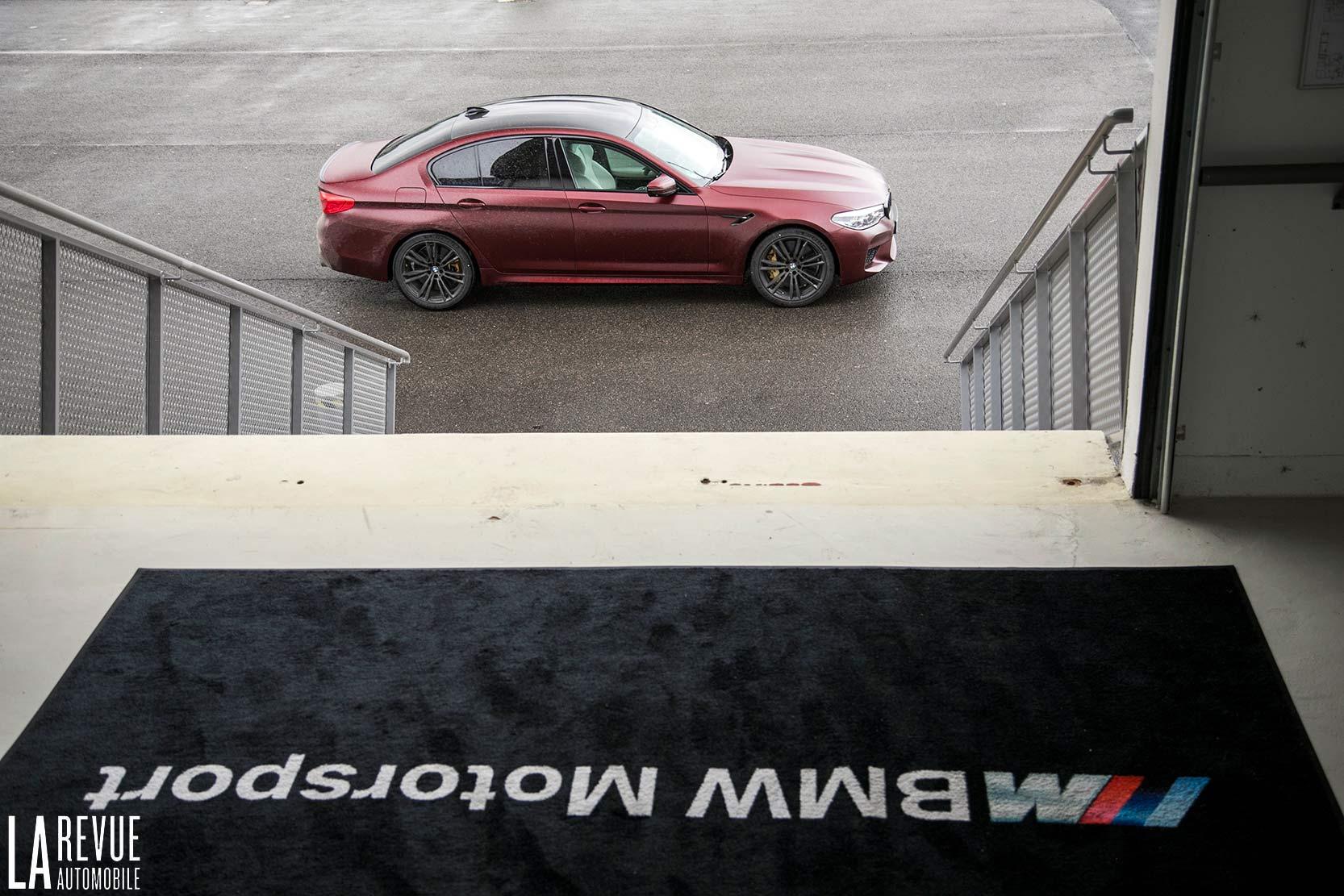 Profil BMW M5 F90