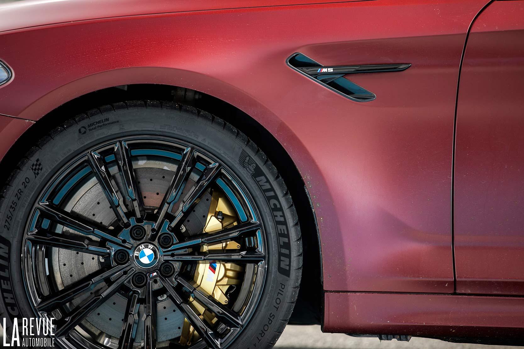 Freins BMW M5 F90