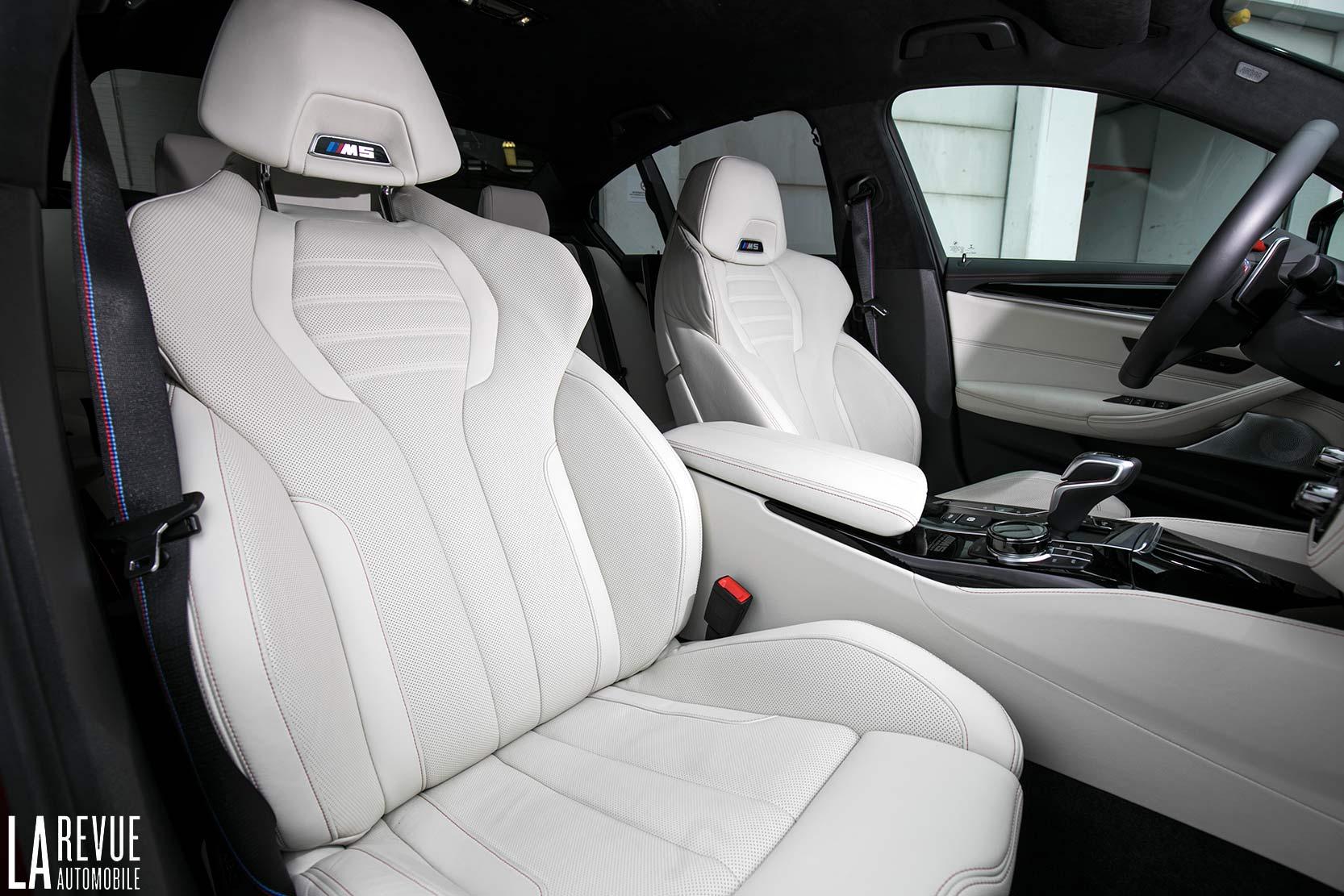 Intérieur BMW M5 F9