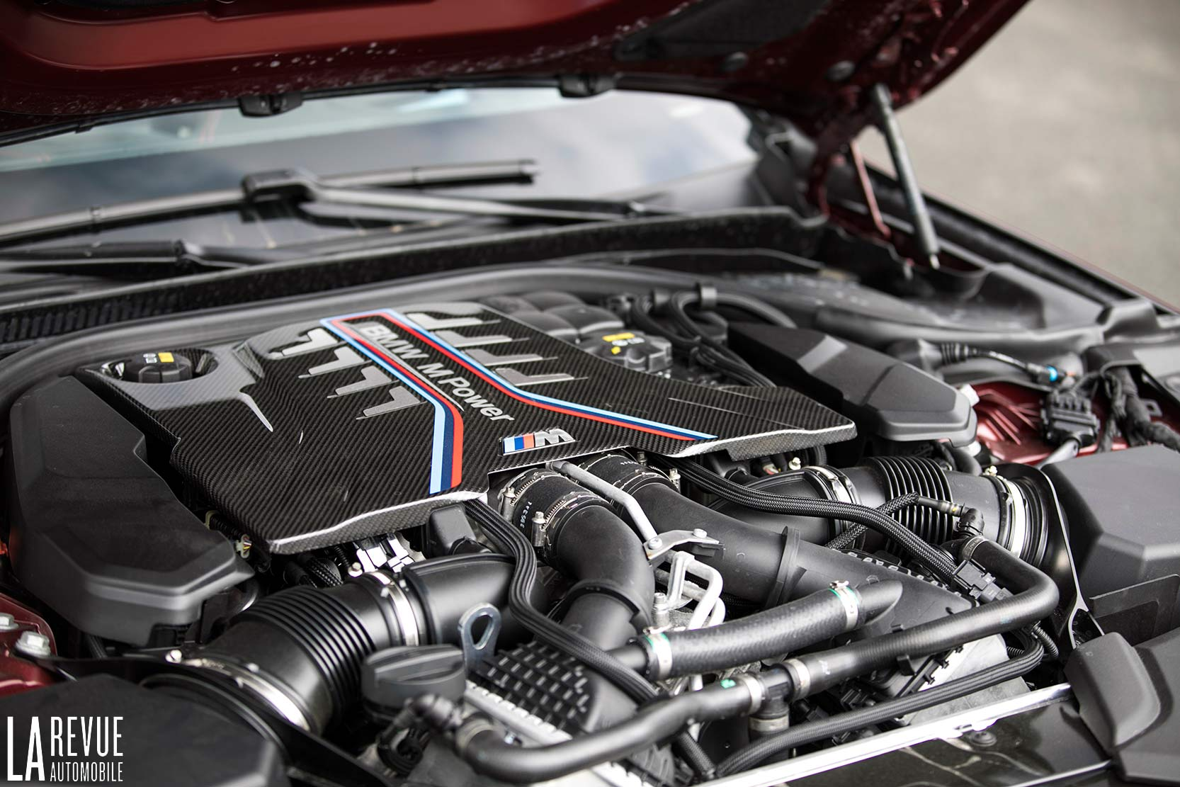 Arrière BMW M5 F90