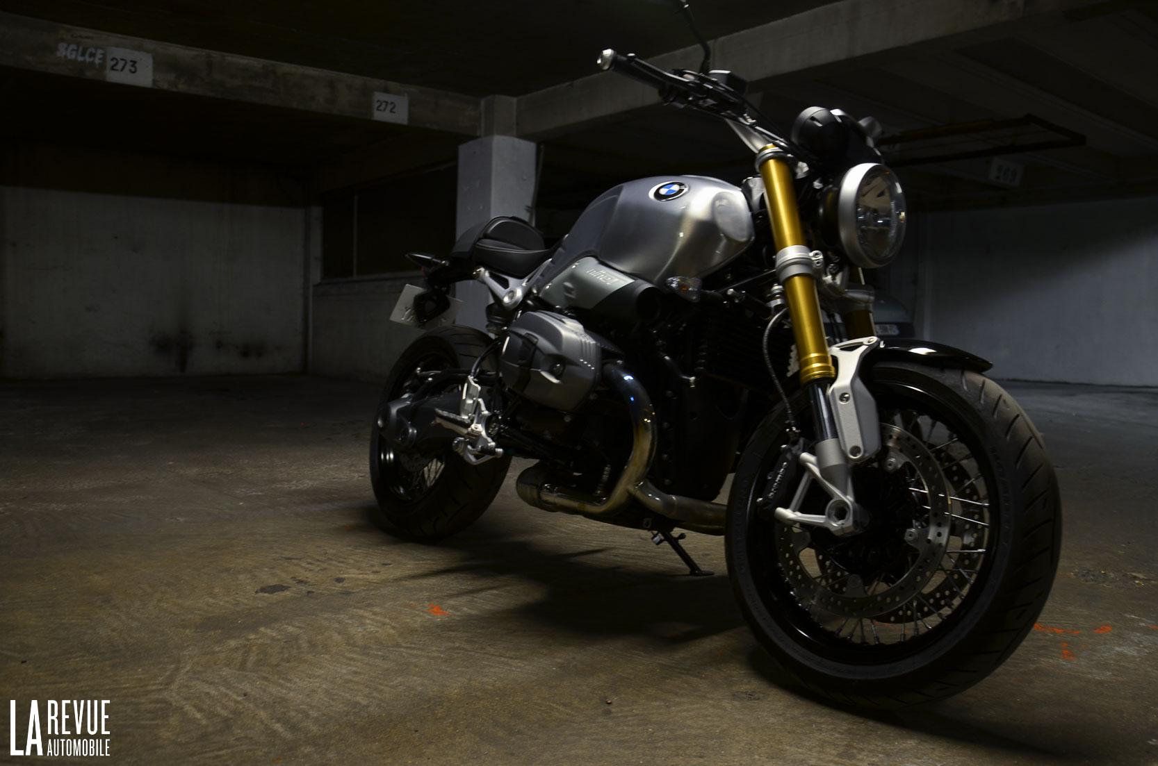 bmw essai bmw ninet sport edition neo retro a velo moto. Black Bedroom Furniture Sets. Home Design Ideas
