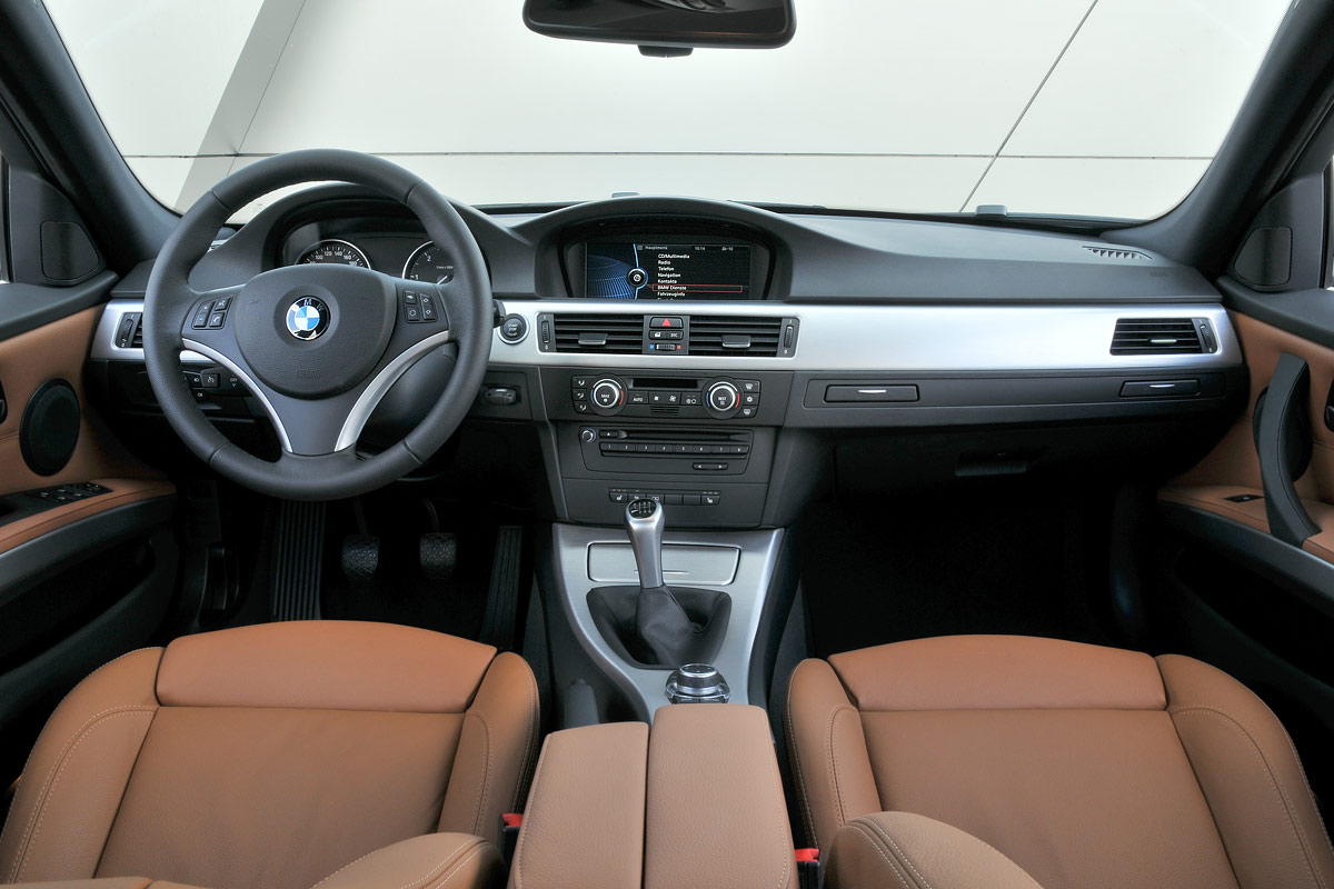 Photo Bmw Serie 3 2008 Interieur Exterieur Annee 2008