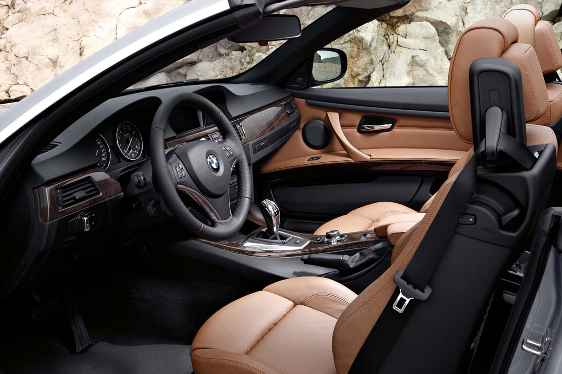 Photo Bmw Serie 3 Cabriolet 2010 Interieur Exterieur Annee 2010
