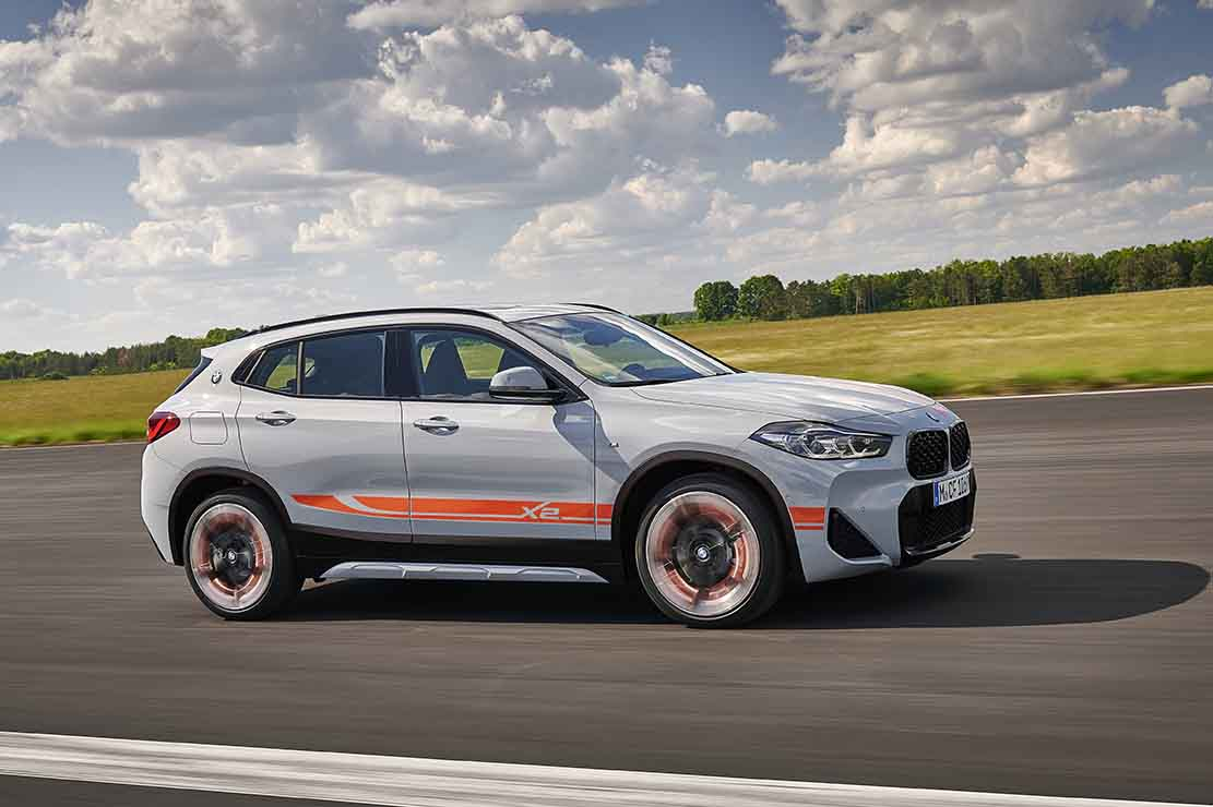 BMW X2 M Mesch Edition : le pack Allemand