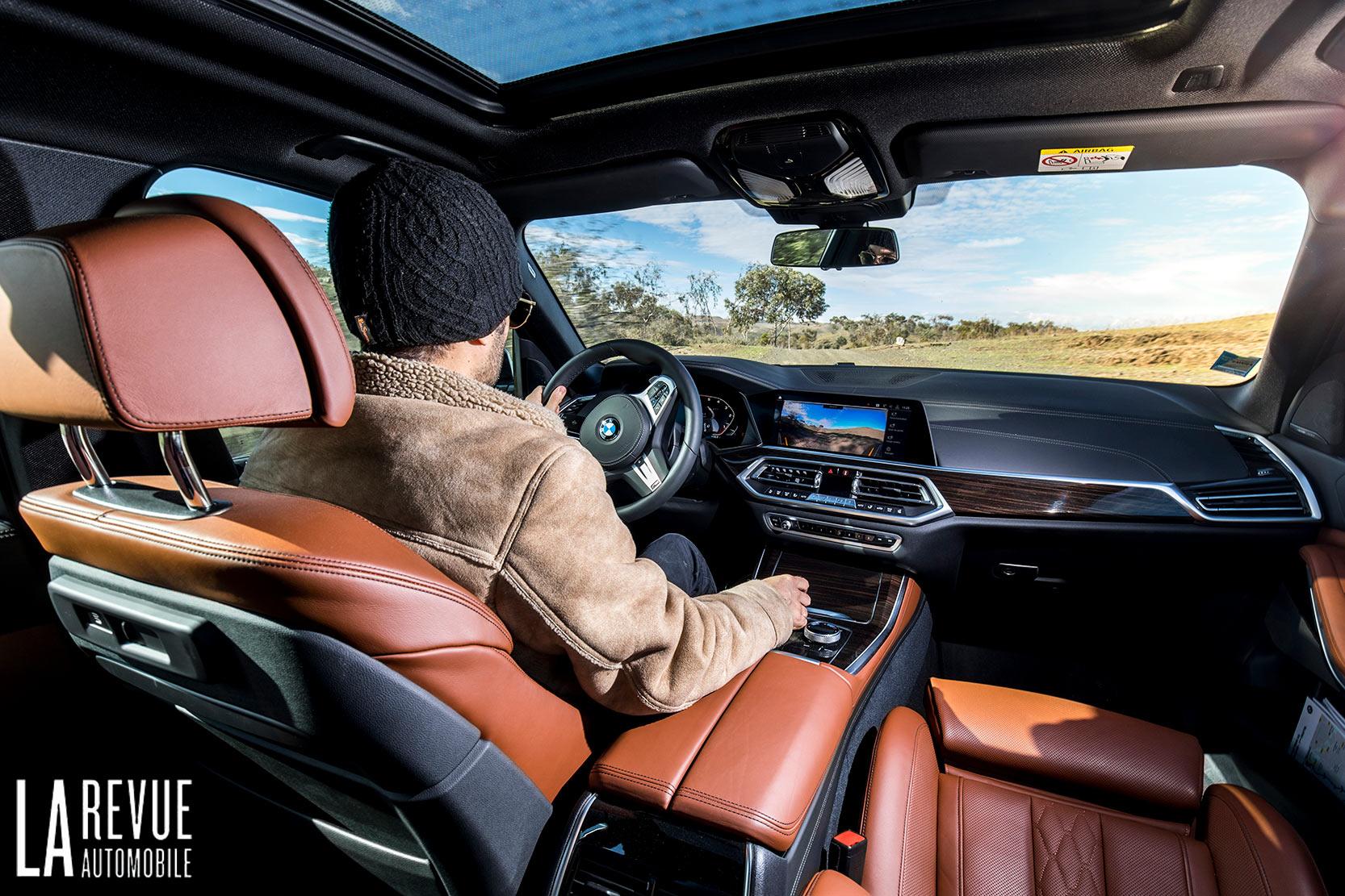 Au volant du nouveau BMW X5 M50d
