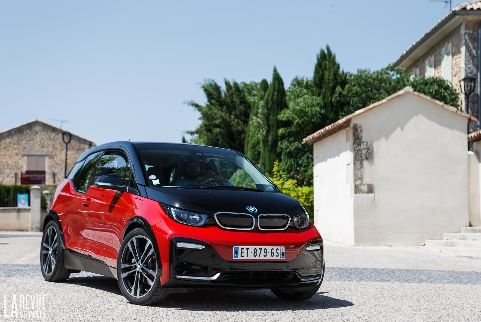 BMW i3s, photo de son essai, la BMW électrique c'est elle
