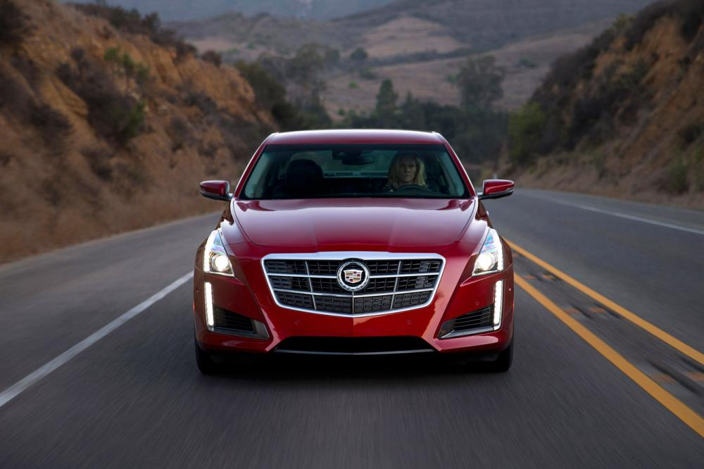Galerie Cadillac CTS-2015