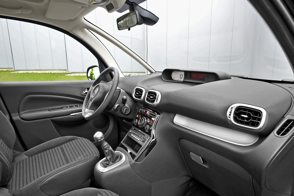 photo citroen c3 picasso interieur exterieur ann e 2008. Black Bedroom Furniture Sets. Home Design Ideas