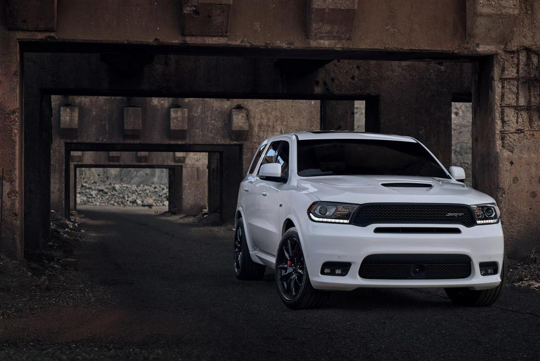 Dodge Durango-SRT-2017