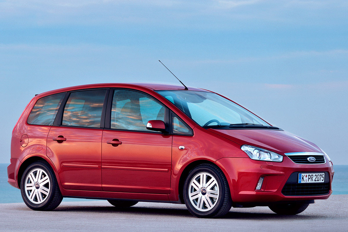 Galerie Ford C-Max