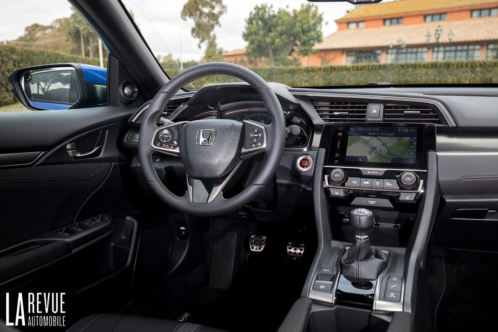Honda Civic  U0026gt  Essai Honda Civic 10 1 6 I