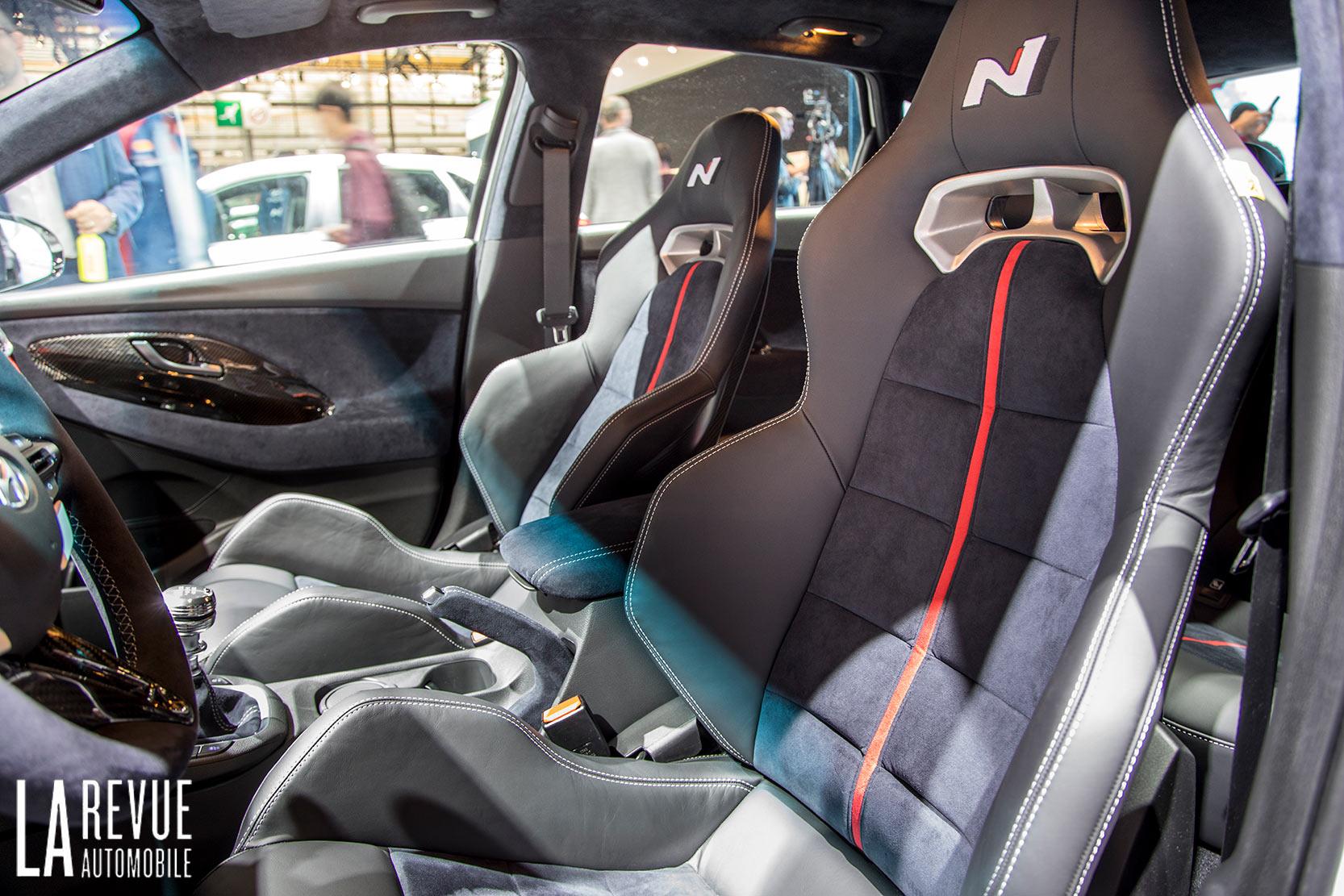 Intérieur Hyundai i30 N Option