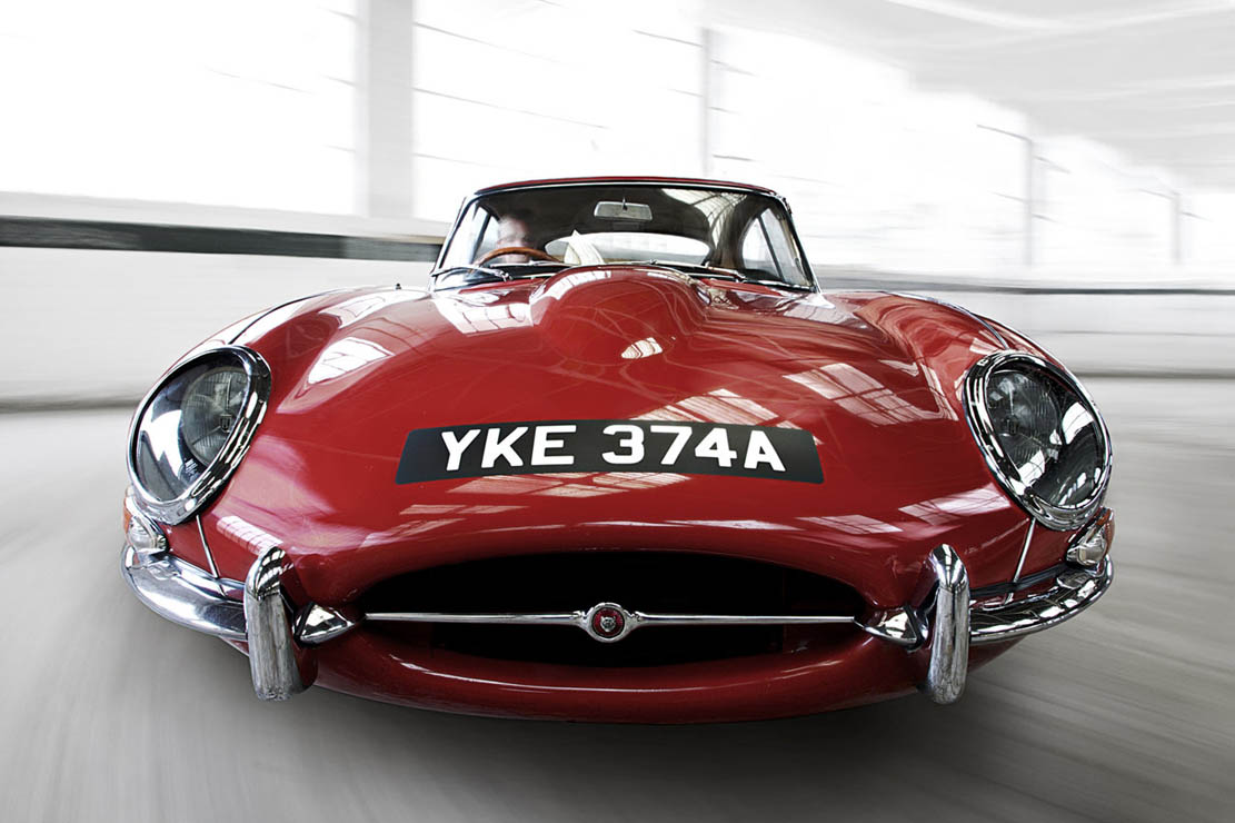 jaguar > jaguar type e un v12 pour arme