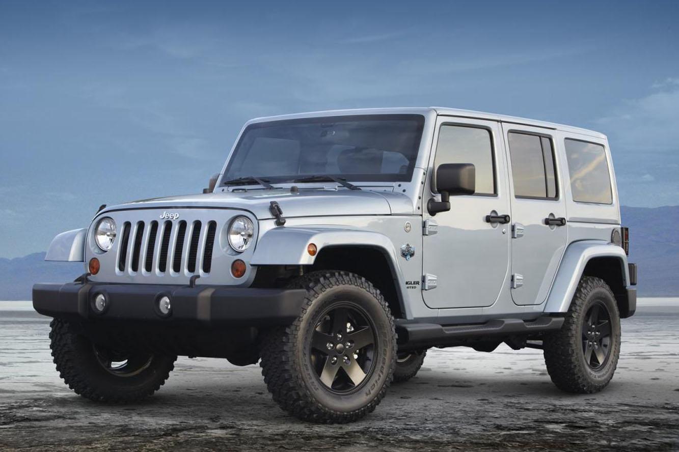jeep nouvelles photos jeep wrangler arctic. Black Bedroom Furniture Sets. Home Design Ideas