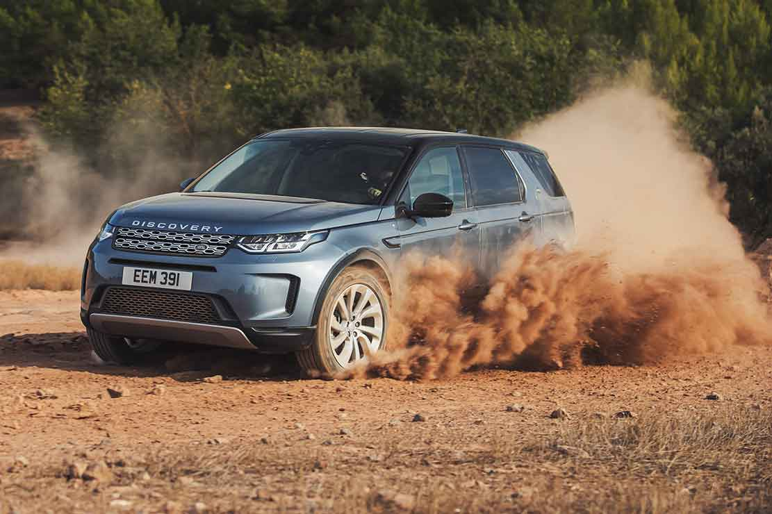 Land Rover Discovery Sport P250 HSE : ESSAI