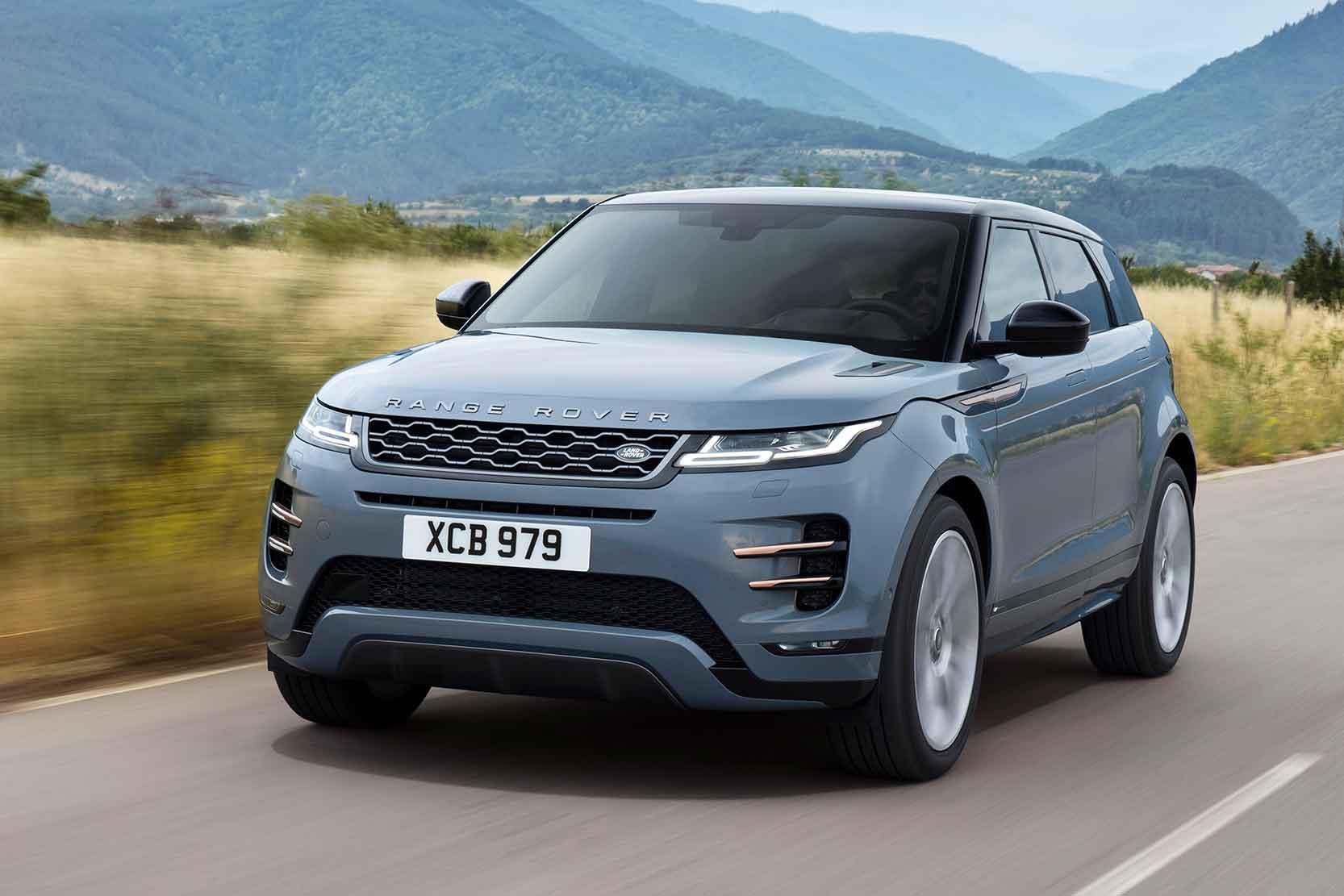 Style, Design, du nouvel Evoque de Range Rover