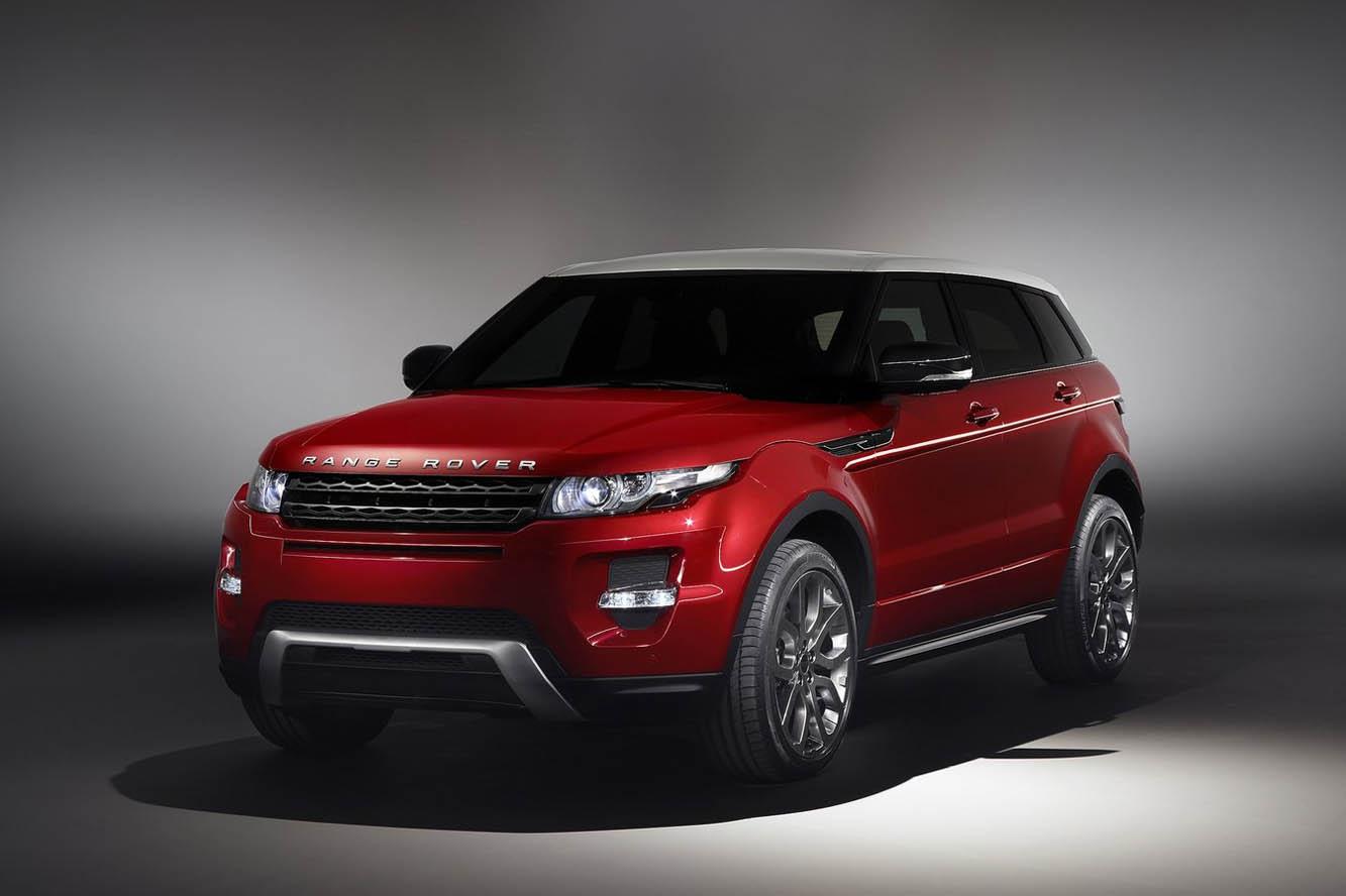 land rover range rover evoque 5 portes. Black Bedroom Furniture Sets. Home Design Ideas