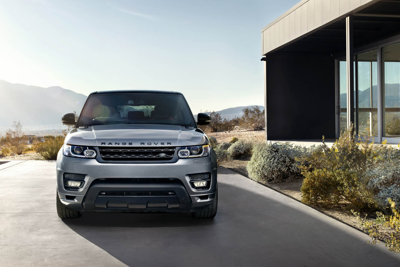 land rover le tout nouveau range rover sport se devoile. Black Bedroom Furniture Sets. Home Design Ideas
