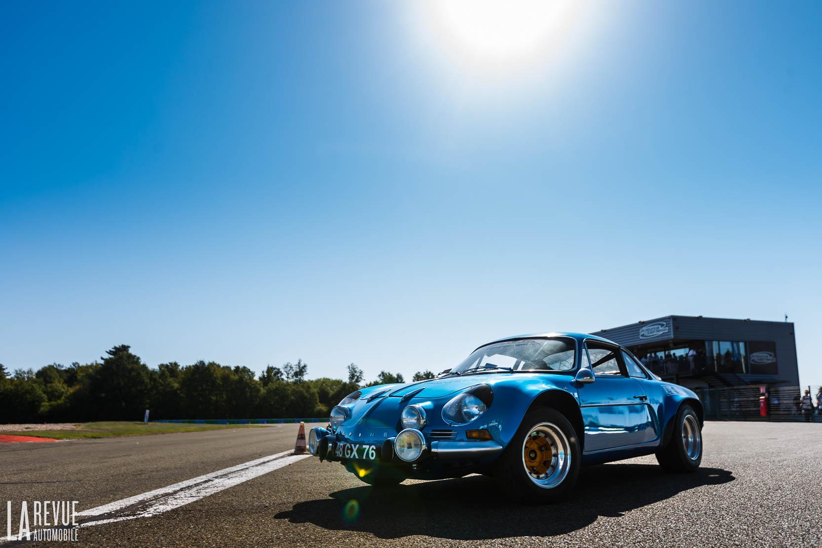 Alpine A110 Groupe 4 de la première génération