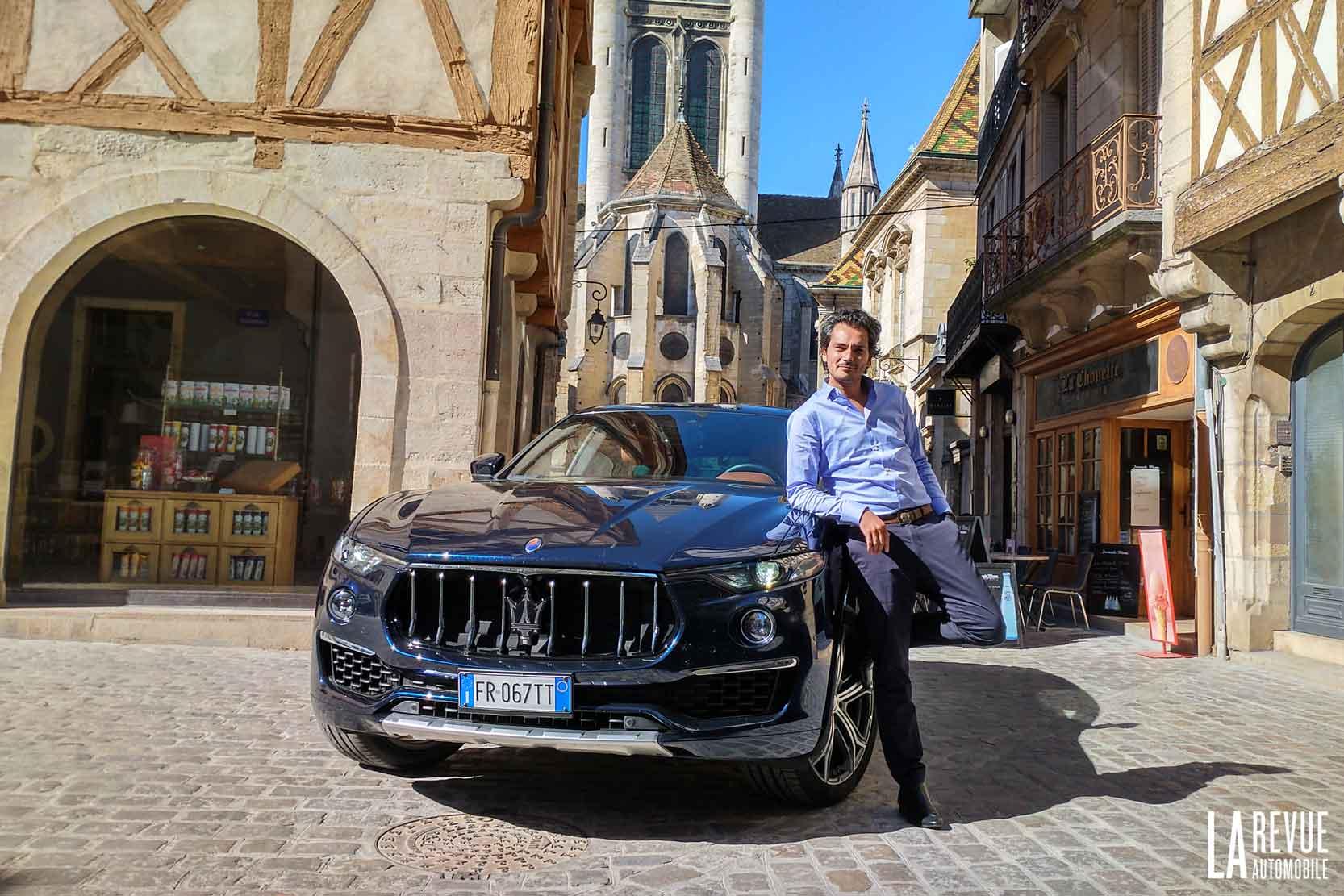 Essai Maserati Levante S Gran Luso