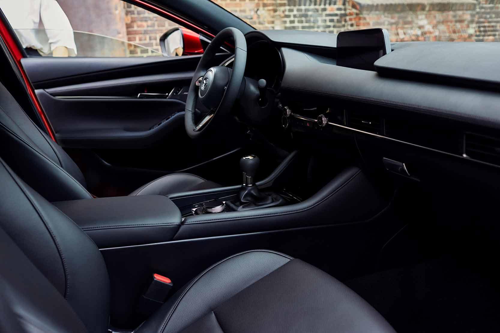 Nouvelle Mazda3 de 2019