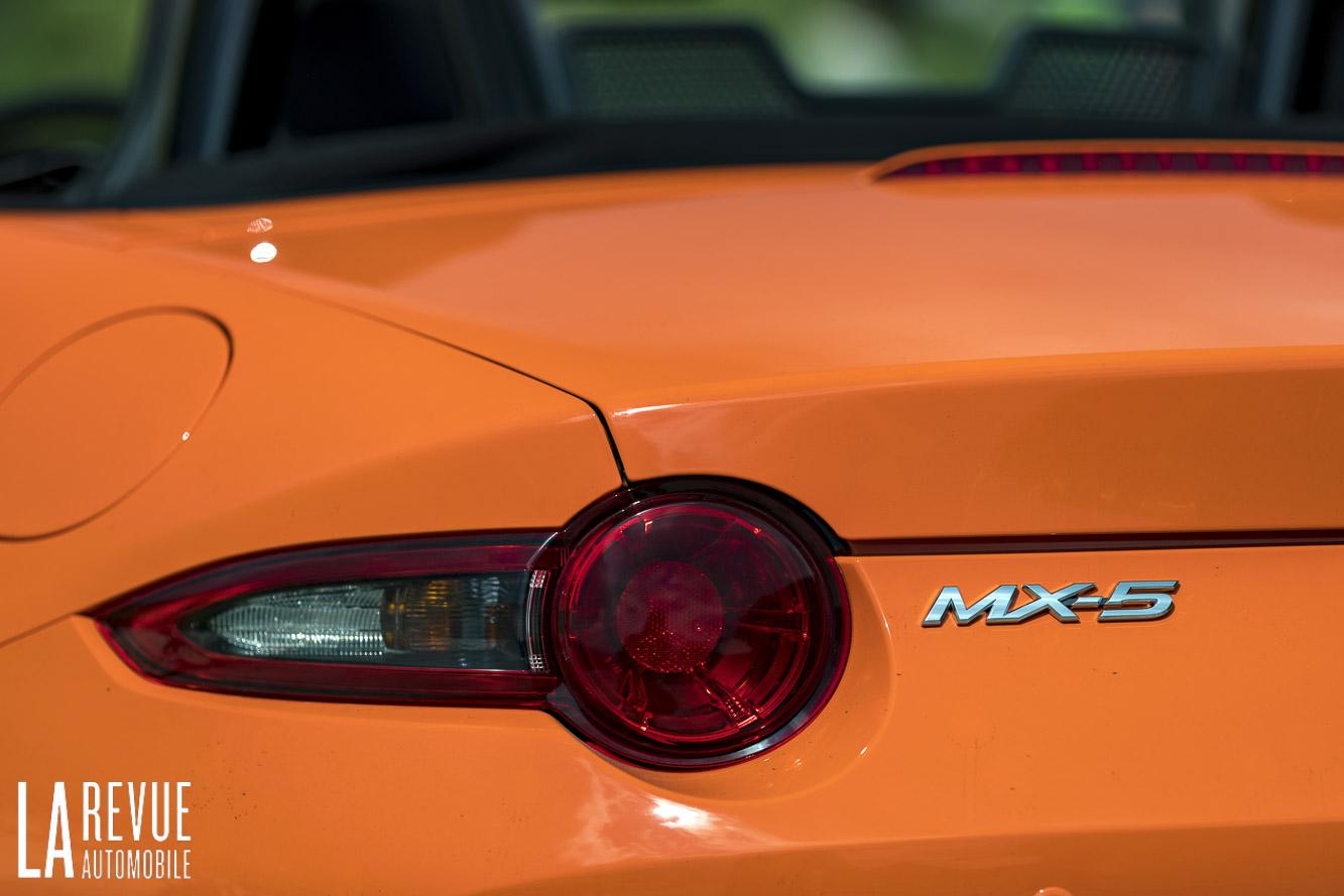 30e Roadster Essai Mx 5gt; Au Mazda AnniversairePetit QrtChsd