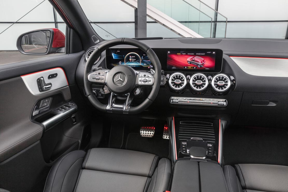 Mercedes AMG GLA 35 4MATIC