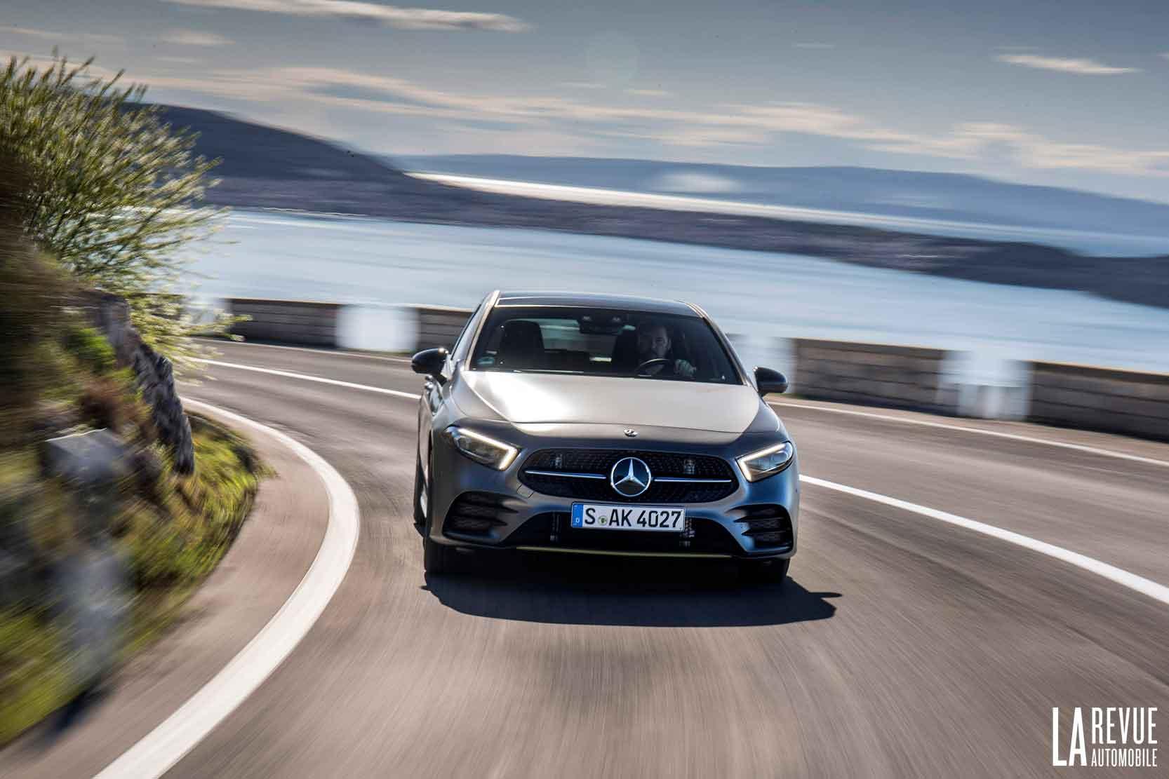 Test de la nouvelle Mercedes Classe A 2018