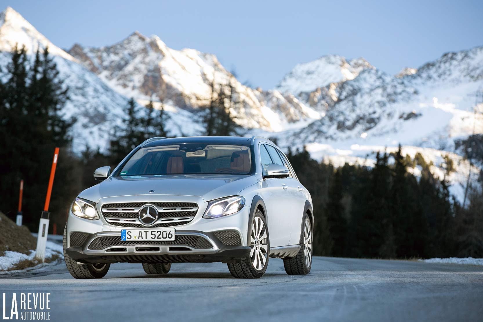 Subaru Des Sources >> Mercedes > Mercedes classe e all terrain une declinaison ...