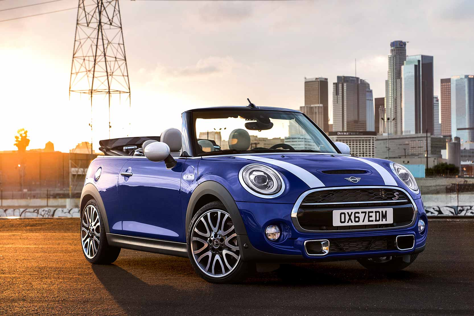 Nouvelle MINI Copper Cabriolet 2018