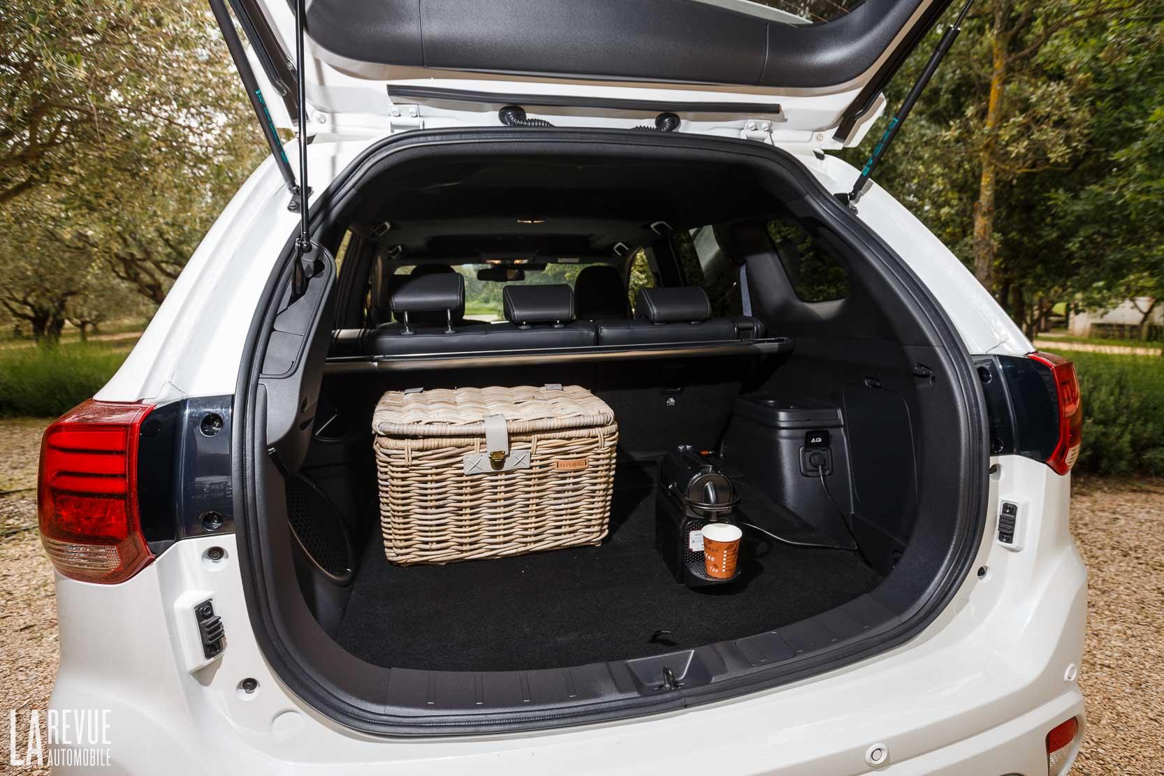 Coffre Mitsubishi Outlander PHEV