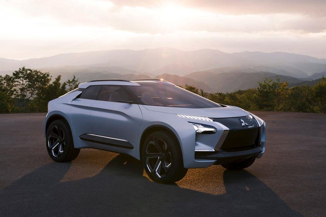 Mitsubishi mise sur l'électrique