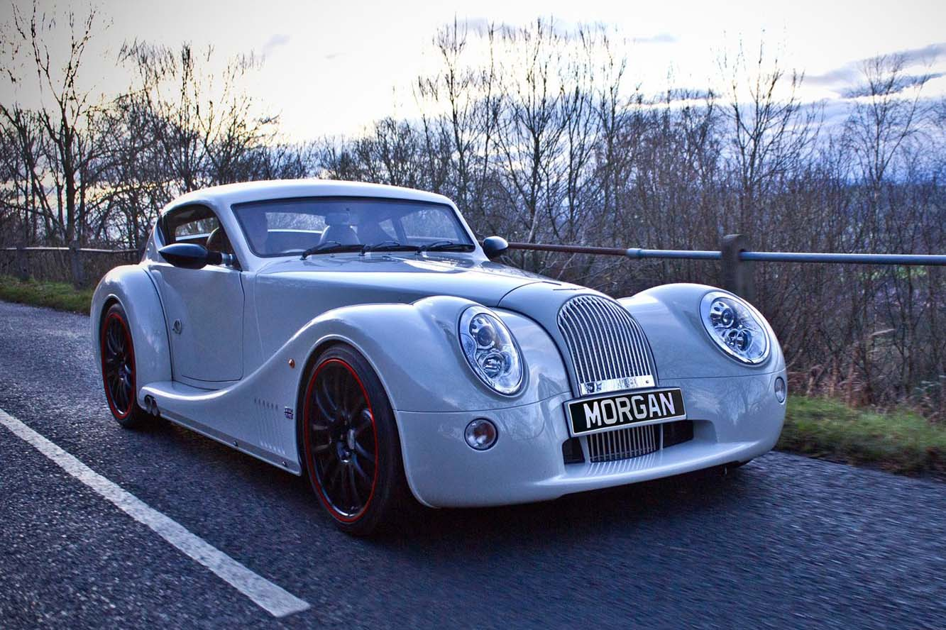 Morgan Aero-Coupe