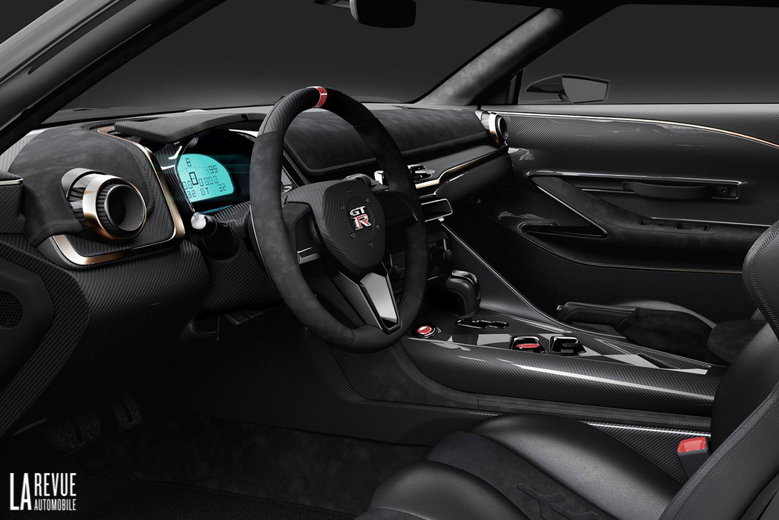 Interieur_Nissan-GT-R50-Italdesign_13