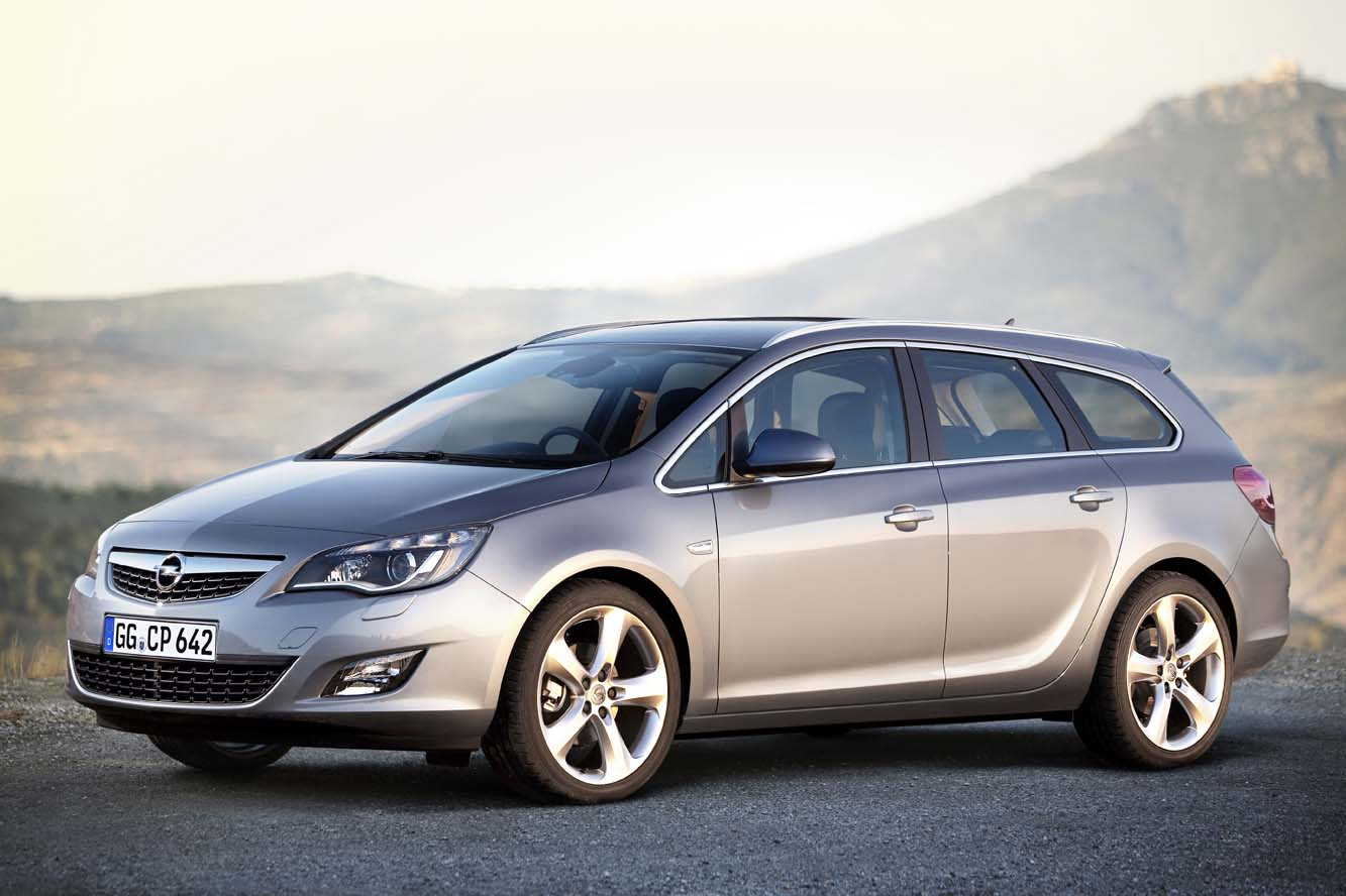 Opel Astra-Sports-Tourer