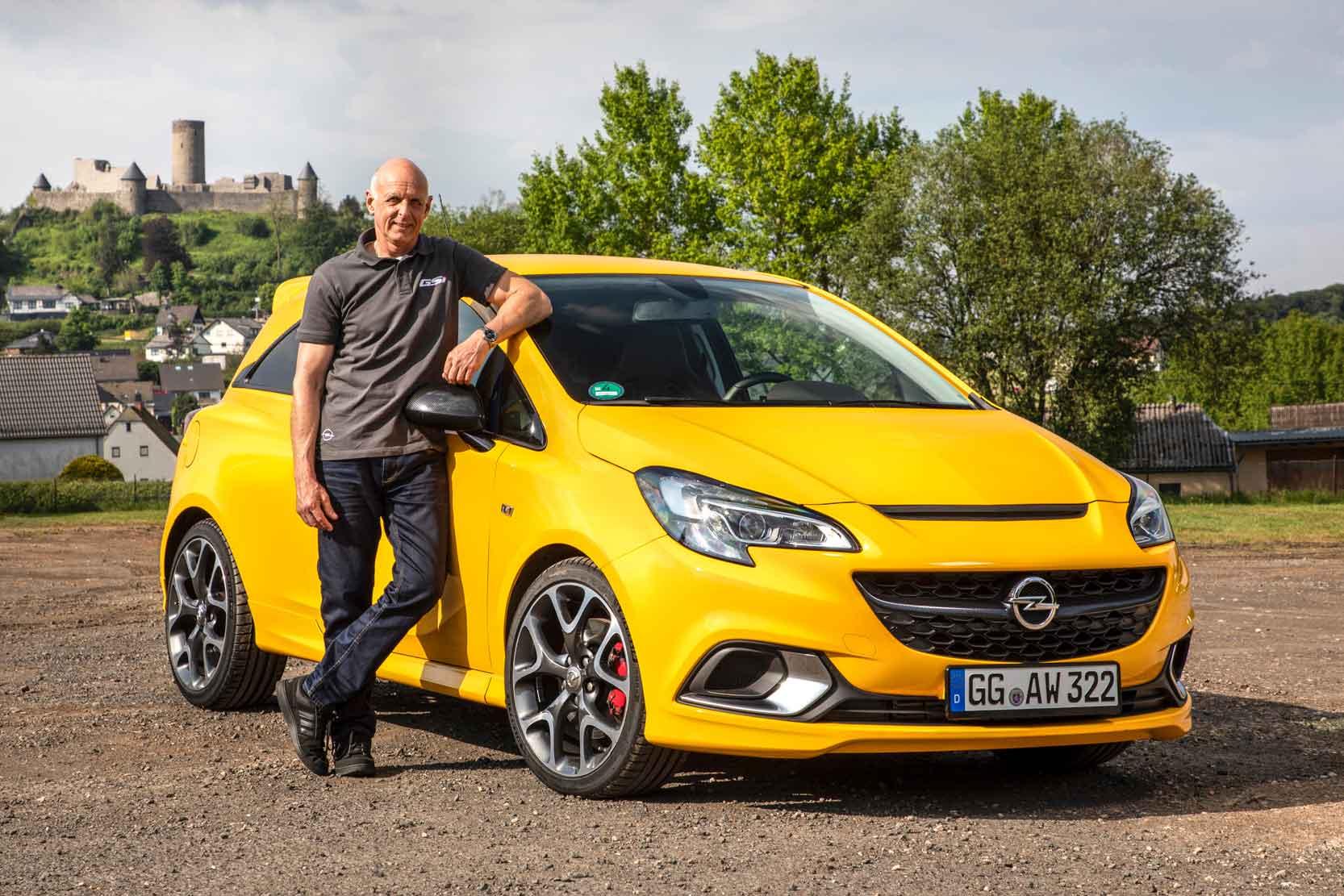 Photo de l'Opel Corsa GSi