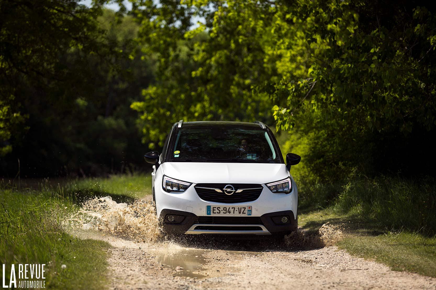 Avant Opel Crossland X