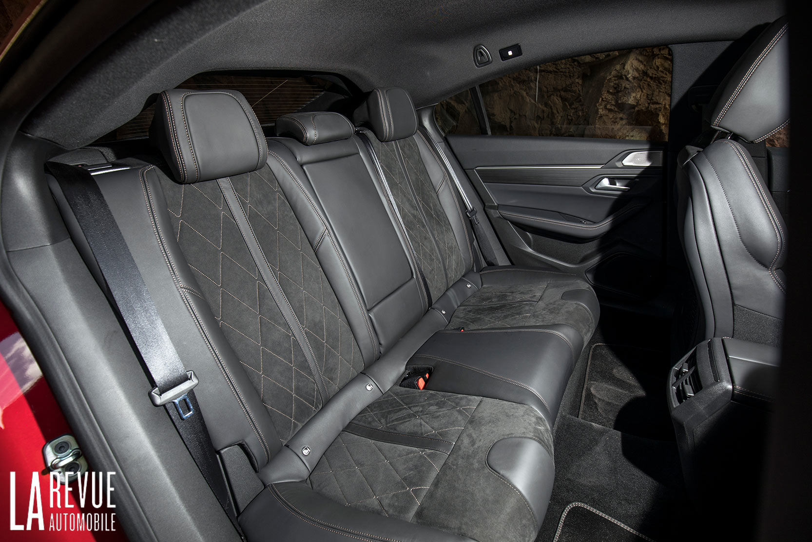 Intérieur Peugeot 508 II GT