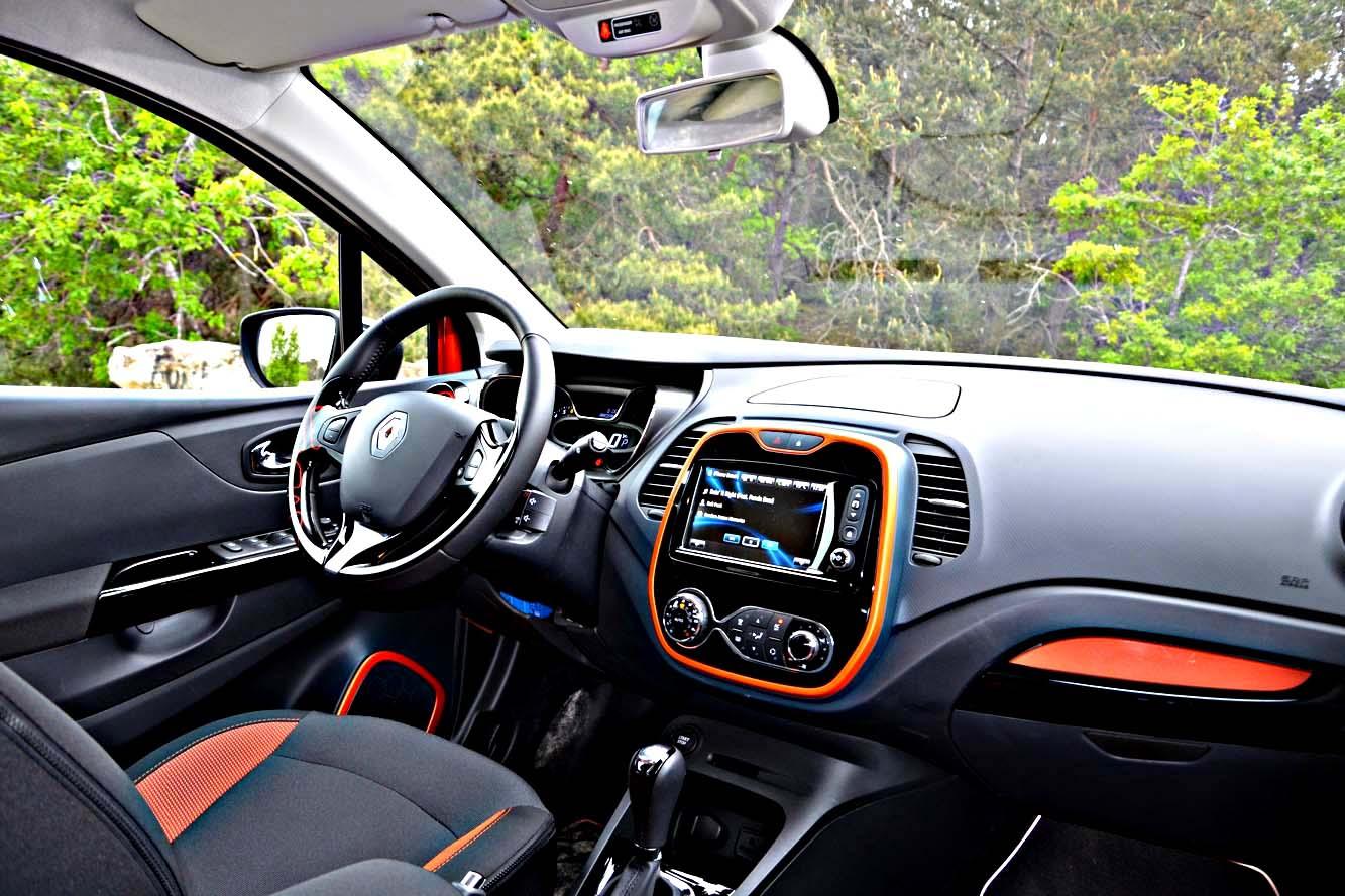 Renault renault captur arizona - Interieur renault captur ...